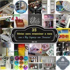 Organize sem Frescuras | Rafaela Oliveira » Arquivos » 35 (ótimas) ideias de organização para todos os cômodos da casa