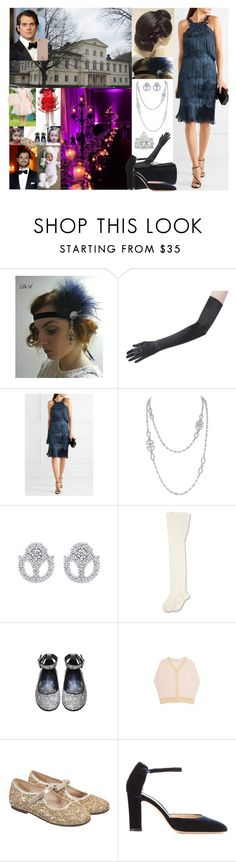 """""""Attending a Royal Crossover: Attending a Halloween Party Held by Victoria and Daniel at Haga Palace with Carl-Philip and the Kids + Getting an Unexpected Call from Alexander (PLEASE READ)"""" by louiseingrid-ofdenmark ❤ liked on Polyvore featuring Notte by Marchesa, Harry Winston, Sarah Jessica Parker, Masquerade, Manuela de Juan, Gianvito Rossi and Tory Burch"""