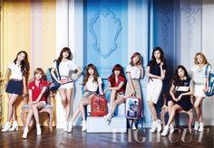 SNSD - Sooyoung and Seohyun really tall. Yoona, Kim Hyoyeon, Girls Generation, Girls' Generation Taeyeon, South Korean Girls, Korean Girl Groups, Snsd Fashion, Pop Fashion, Taeyeon Jessica