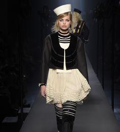 Bretagne - Jean Paul Gaultier – Haute Couture - Automne Hiver 2015