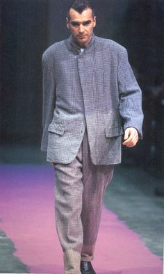 15fae73f comme des garcons 1993 Rei Kawakubo, Double Breasted Suit, Suit Jacket,  Double Breasted