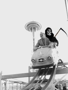 vintagemarlene:  a ride with death…