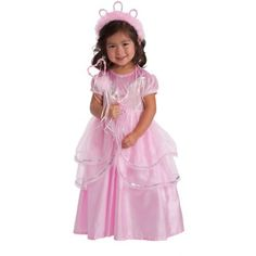 Little Adventures Royal Pink Princess Costume - Pretend Play & Dress-Up at Hayneedle