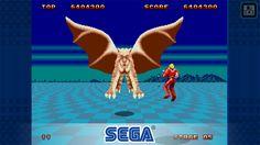 Space Harrier 2 do Mega Drive chega ao SEGA Forever - RetroBased
