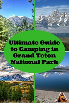 The Final Information to Tenting in Grand Teton Nationwide Park Planning on going tenting in Grand Teton Nationwide Park Wyoming Confused about which campsite to select Nationwide Park Obsessed s Final Information is right here that can assist you decide the perfect campsite NationalParkObsessed NationalParkGeek NationalPark