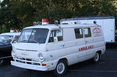 Old Ambulance by iluvcocacola, via Flickr