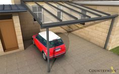 Glass Carport Specialist Car Port Great Deals From Countrywide