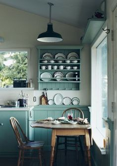 Photo by Michael Graydon. Color & Farmhouse Style