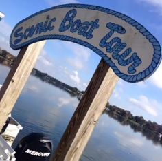 Tours leave Scenic Boat Tour every Hour from 10am-4pm in Winter Park