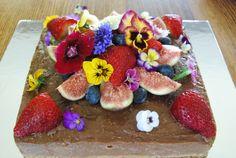 Paleo wedding cake! Gluten free, dairy free, cane sugar free and vegan