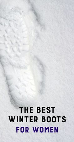 Best Women's Boots for Winter » I really need to pick a pair out... which ones would you get?