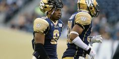 Sept.9 2015 - Report: Bombers' #9 Randle out for season with knee injury | CFL.ca | Official Site of the Canadian Football League