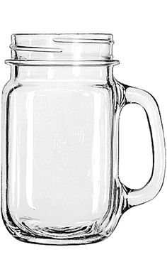 Libbey Drinking Jar with Handle, 16 -Ounce, Set of 12 Best Price