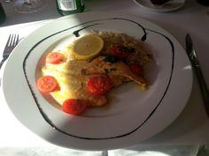 Fileto di Orata alla Chardonnay @ Restaurant La Taverna