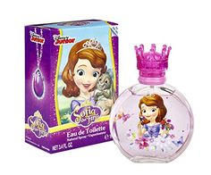 Disney Sofia The First Eau De Toilettes Spray, Ounce: This product is made of high quality material. It is recommended for romantic wear. This Product Is Manufactured In Spain. Kids Perfume, Miraculous Ladybug Toys, Disney Princess Makeup, Disney Silhouettes, Perfume Recipes, Monster High Birthday, Realistic Baby Dolls, Anna Pavlova, Disney Junior