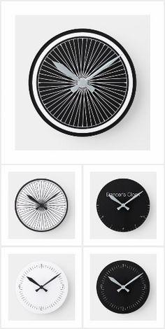 Minimalism, Clock, Pure Products, Wall, Home Decor, Watch, Decoration Home, Room Decor, Clocks