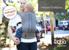Our original soft structured baby carriers are designed to go and grow with your little one. Ergonomic front and back facing baby carriers ready to use from infant to toddler. Boba Baby Carrier, Baby Wearing, Baby Gear, Little Ones, Colorado, Infant, Maya, Toddlers, Wraps