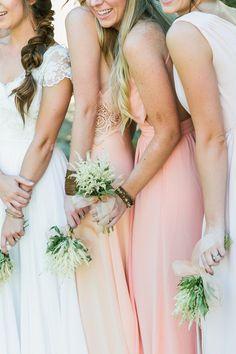 Boho style: http://www.stylemepretty.com/california-weddings/2015/05/07/rustic-bohemian-karkut-wedding/ | Photography: Kayla Adams - http://kaylaadams.net/