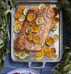 Citrus-Roasted Salmon