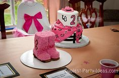 Horse Cakes For Girls Birthday   Coolest Birthday Party Ideas for Kids