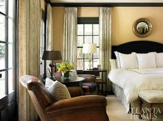 Atlantic Homes & Lifestyles magazine bedroom