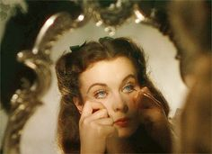 "One of our fondest memories of southern belle beauty comes from the film ""Gone with the Wind."" Scarlett O'Hara (portrayed by Vivien Leigh) struggled with. Vivien Leigh, Scarlett O'hara, Classic Hollywood, Old Hollywood, Hollywood Glamour, Beauty Secrets, Beauty Hacks, Beauty Tips, Tomorrow Is Another Day"