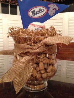 Baby Shower Centerpieces For Boys Baseball Bar Mitzvah Ideas For 2019 Sports Centerpieces, Baseball Centerpiece, Baby Shower Centerpieces, Baseball Decorations, Banquet Centerpieces, School Decorations, Centerpiece Ideas, Table Decorations, Softball Party