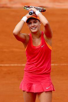 Eugenie Bouchard Photos - Day Six: The Championships - Wimbledon 2014 - Zimbio