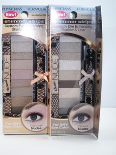 Physicians Formula Nude Eyes Collection for Spring 2013