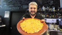 Bar Labrit Especialidad Tortilla de pulpo a feira