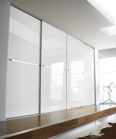 Minimalist made to measure sliding wardrobe doors. Available from our store in South Wales for home delivery throughout the UK mainland: http://www.slidingwardrobesuk.co.uk/acatalog/Minimalist.html