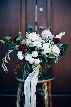 Rose Apple Flowers / Wedding Style Inspiration / LANE