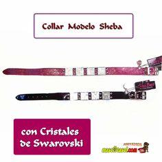 ShiBoo Collar de Cristales de Swarovski Modelo Sheba varias medidas y colores