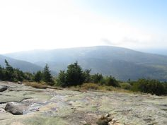 From Cadillac Mt., Acadia National Park