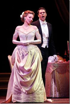 La Traviata Wish i Rachel has seen this version with Sarah Joy and David