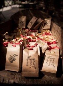 Ideias de Lembrancinhas de Casamento  (2)