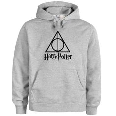 Harry Potter Deathly Hallows Symbol Hoodie