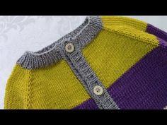 Artan ip projesi hırka ve çiftkat kenar pat yapılışı - YouTube Knitted Baby Clothes, Baby Knitting, Sweaters, Youtube, Fashion, Moda, Fashion Styles, Baby Knits, Sweater