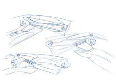 Mercedes-Benz doodles - steps on Behance