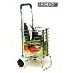 Triflexo basic Alu Shopper Einkaufswagen Einkaufstrolley X1