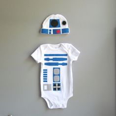 Star Wars Baby R2D2 Clothes