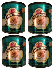 Orville Redenbachers Poppycock Cashew Lovers Gourmet Popcorn 105oz 4pack >>> Check out this great product-affiliate link.