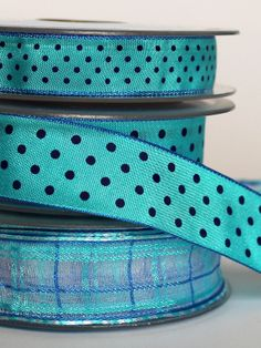 Ribbons #Handmade #DIY #Blue