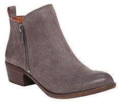 Amazon.com | Lucky Women's Basel Boot | Ankle & Bootie