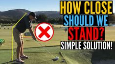 In this video, Steve presents you with an incredibly simple way to determine how far from the ball you should be. This measurement works well for nearly all golfers, big or small, male or female. Increase your clubhead speed GUARANTEED with my new training aid: For LIVE, IN PERSON instruction with Steve, please email Steve@hititlonger.com. [...] The post How Far Should We Stand From the Ball? Simple Solution!! appeared first on FOGOLF.
