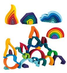 These would be fun and not too difficult to make. Great for birthday gifts for little people!