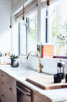 Brooklyn Townhouse, Cobble Hill Park, New York, kitchen | vacation rental NY interiors