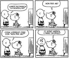 Snoopy Comics, Peanuts Comics, Charlie Brown Peanuts, Peanuts Snoopy, Peanuts Quotes, My Heart Is Full, School Life, Hilarious, Funny