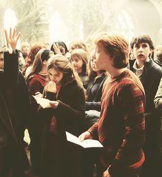 Behind the scenes of Prisoner of Azkaban: Emma Watson, Rupert Grint, and Matthew Lewis