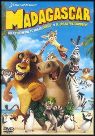 Madagascar (2005) EEUU.Eric Darnell, Tom McGrath - DVD ANIM 17